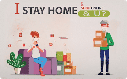 this image depicts the changed behaviour of customers as the will incline towards online shopping, Business without online presence will be loosing out profitable customers in comming days, so, its not late to upgrade your business to Online.